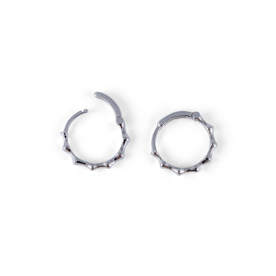 Simona Sterling Silver Earrings