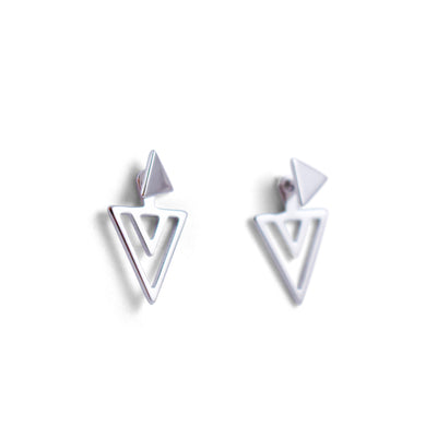 Triu Sterling Silver Earrings