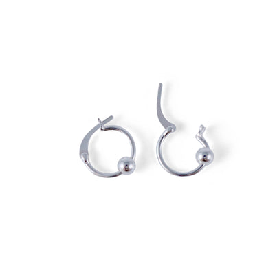 Yum Sterling Silver Earrings