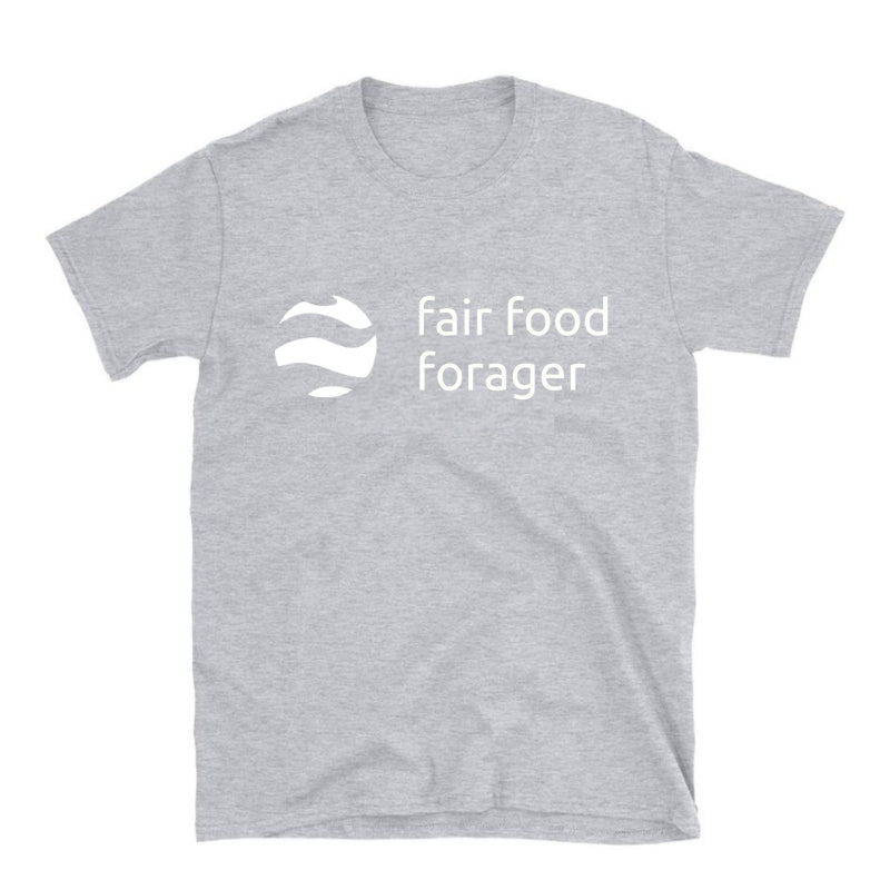 Organic cotton Fair Food Forager T-shirt
