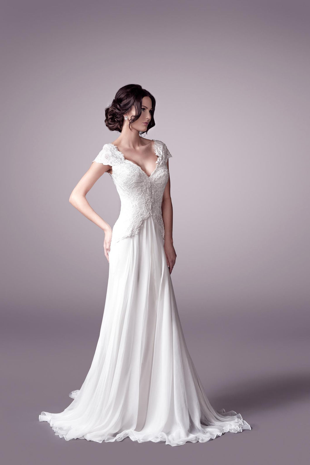 Aria wedding dress bridal gown Perth - 9310F