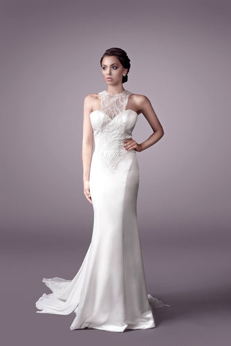 Diba wedding dress bridal gown Perth - 9321F