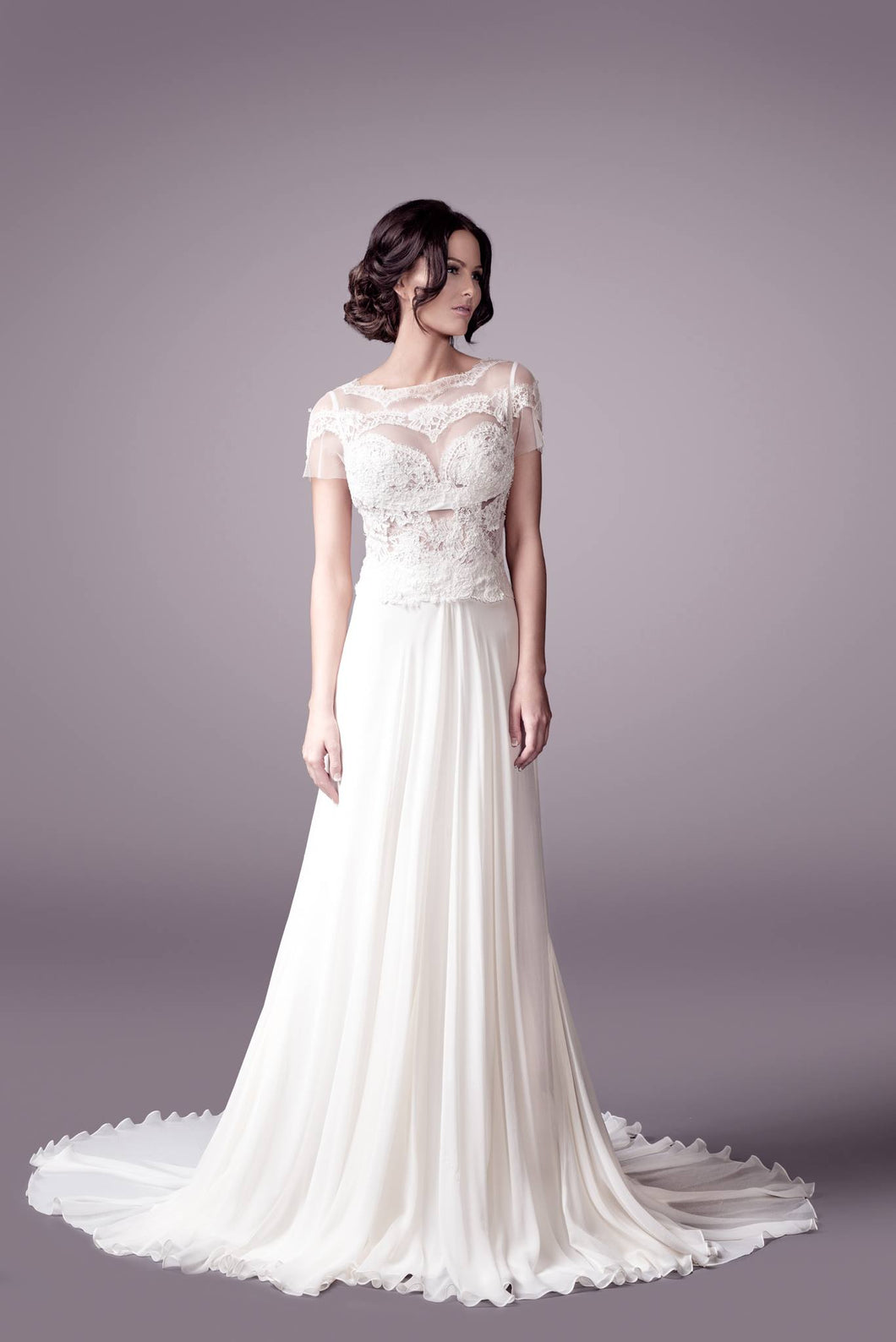Elia wedding dress bridal gown Perth - 9303F