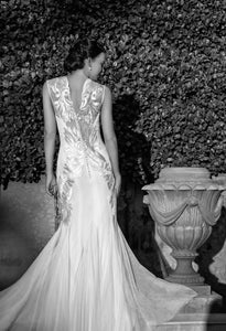 Elsa wedding dress bridal gown Perth - 9328B