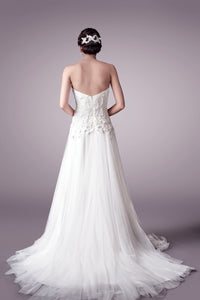 Florence wedding dress bridal gown Perth - 9329B