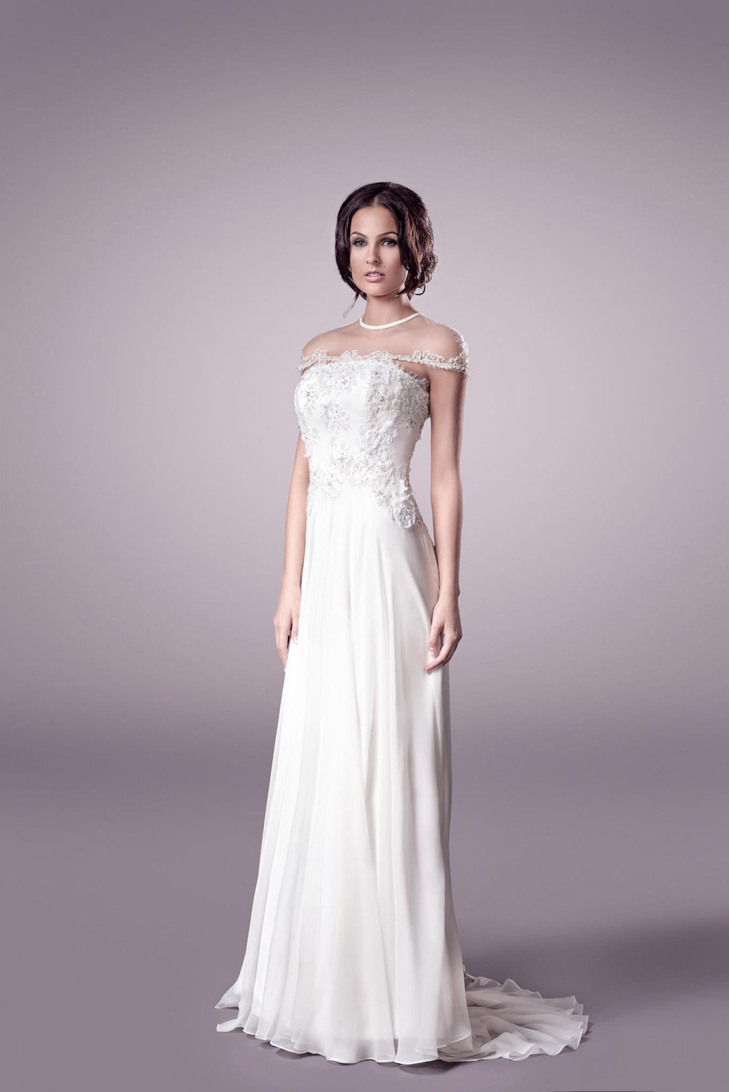 Grace wedding dress bridal gown Perth - 9324F