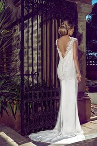 Jade wedding dress bridal gown Perth B2