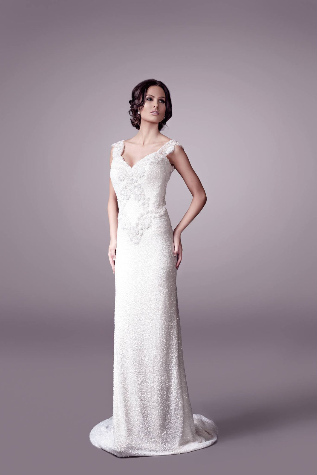 Karina wedding dress bridal gown Perth 9316F