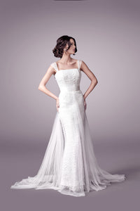Mia wedding dress bridal gown Perth F