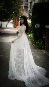 Mana Wedding Dress (ID: 9357)