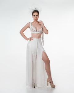 Perla wedding dress bridal gown Perth 9290 F2