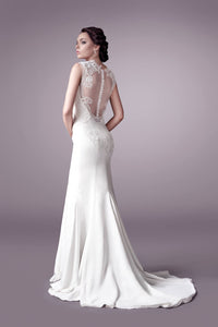 Rosa wedding dress bridal gown Perth 9326 B