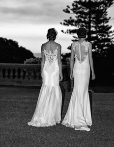 Rosa wedding dress bridal gown Perth B2