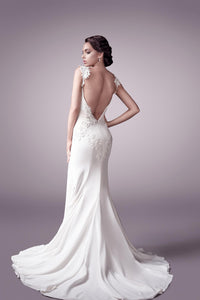 Sabina wedding dress bridal gown Perth 9317 B