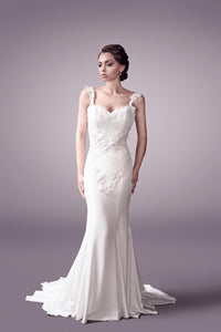 Sabina wedding dress bridal gown Perth 9317 F