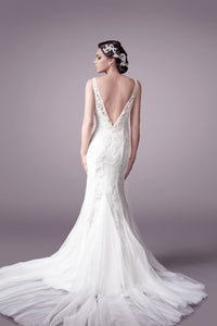 Shania wedding dress bridal gown Perth 9304 B