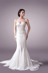 Shiva wedding dress bridal gown Perth 9315 F