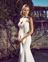 Load image into Gallery viewer, Tina wedding dress bridal gown Perth F2
