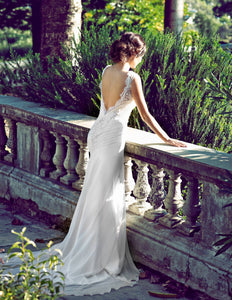 Valeria wedding dress bridal gown Perth B2