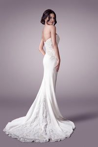 Verity wedding dress bridal gown Perth 9320 B