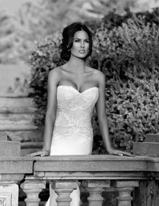 Verity wedding dress bridal gown Perth F2