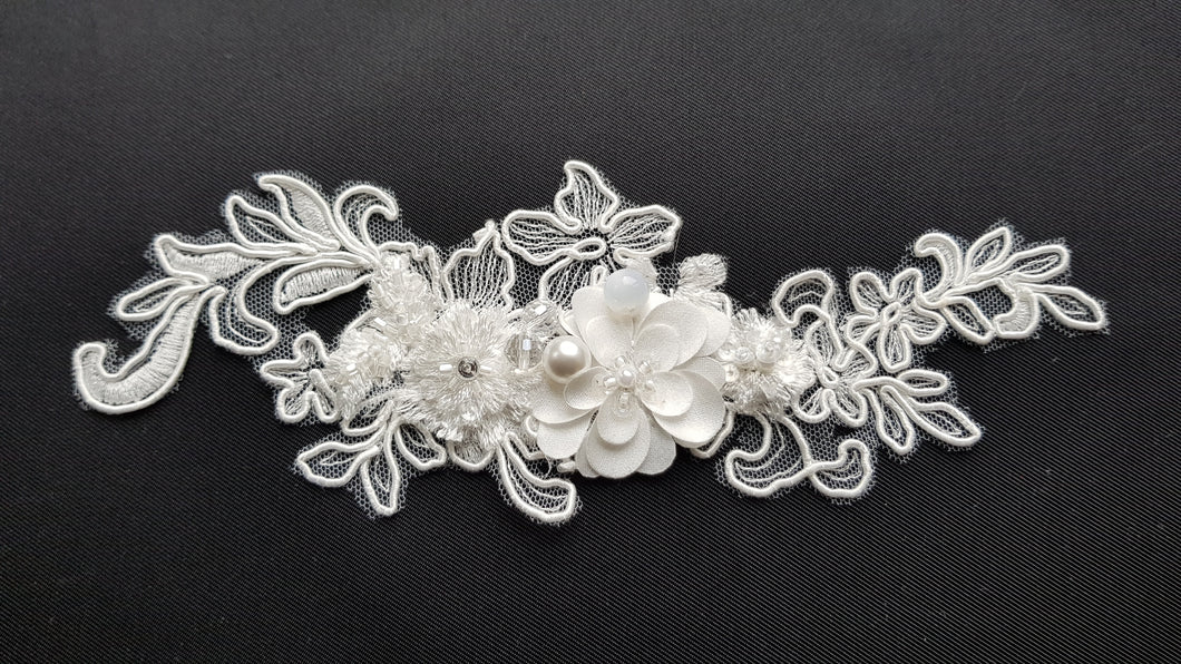 Jade Bridal Headpiece