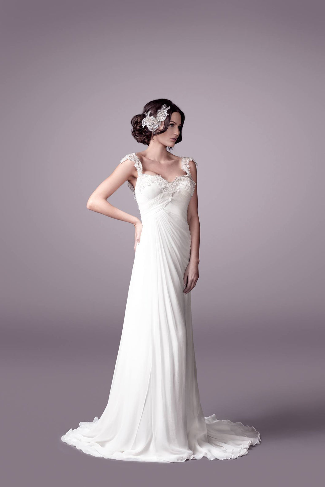 Adriana wedding dress bridal gown Perth 9302(F) (2)