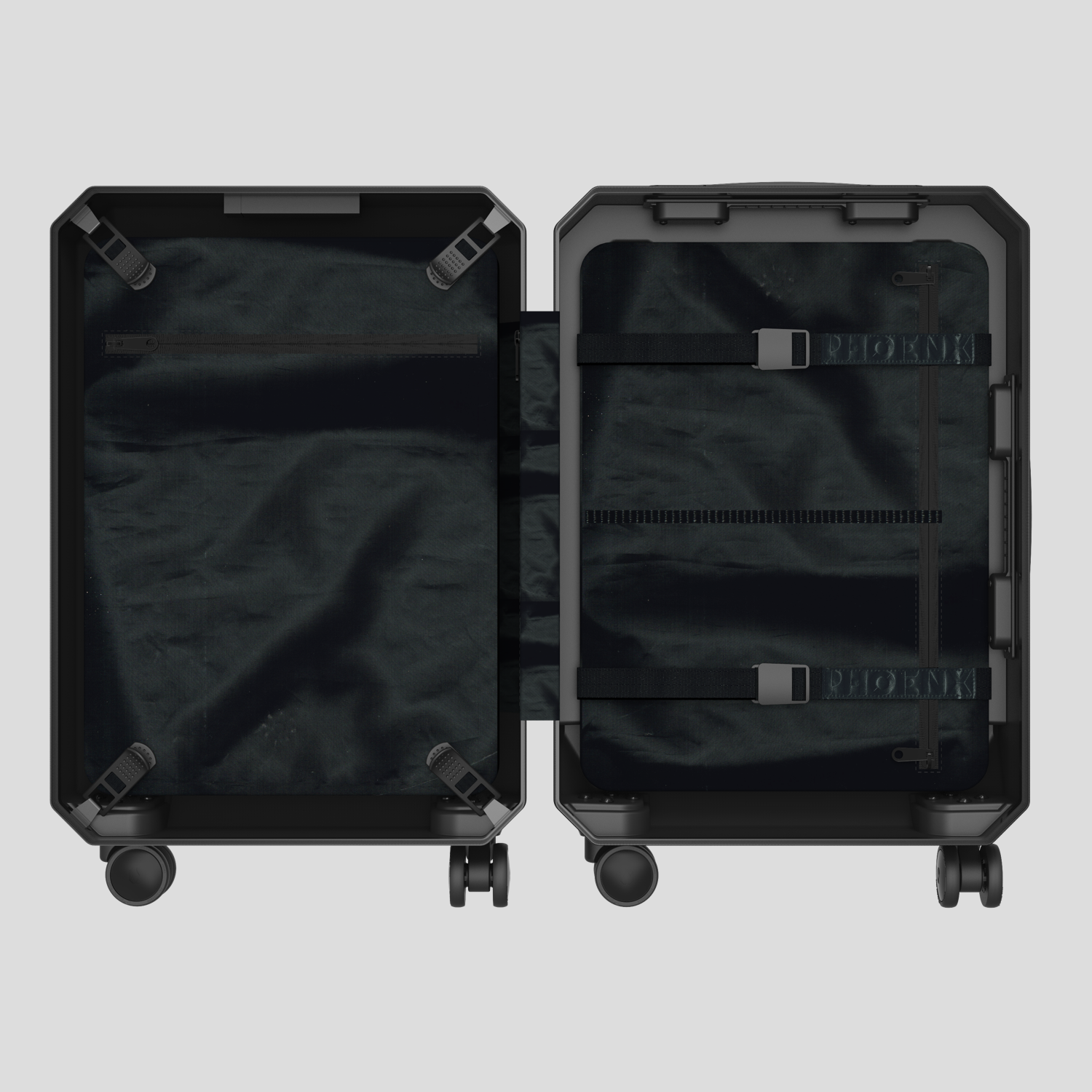 PHOENX TRAVEL KIT | Black Sand