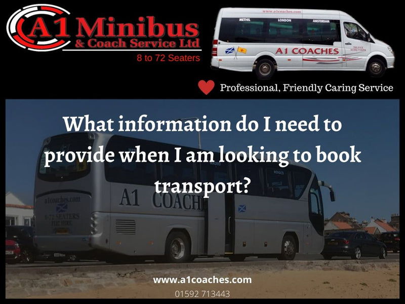 7 Things to Consider when booking a Minibus or Coach