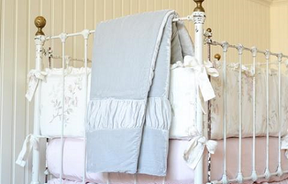 Video: Bella Notte Baby Bedding