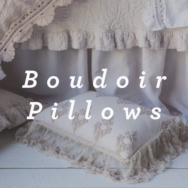 Boudoir Pillows