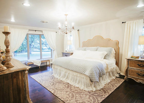 Bella Notte Linens As Featured On Hgtv S Fixer Upper