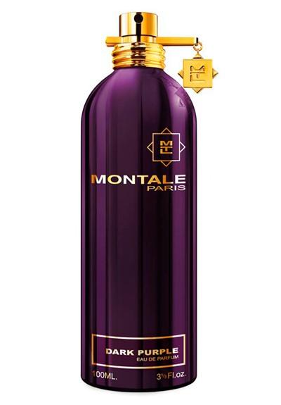 Discounted Montale Dark Purple 100ml/3.4OZ Tester EDP Dark Purple Montale perfumes