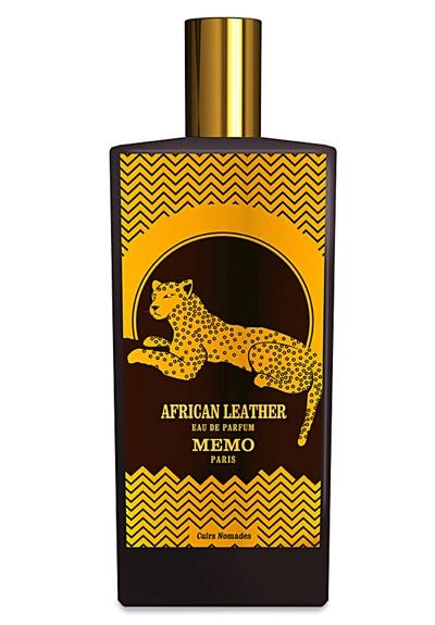 Memo African Leather 75ml/2.5OZ Tester EDP MEMO perfumes