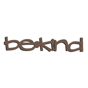 Be Kind-Tiny Word Magnet