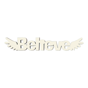Believe-Tiny Word Magnet