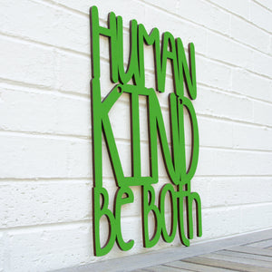 Humankind. Be Both.