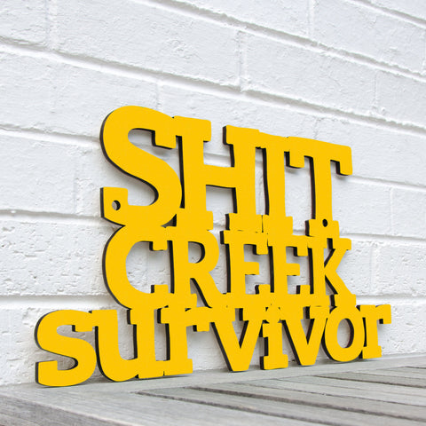 Shit Creek Survivor