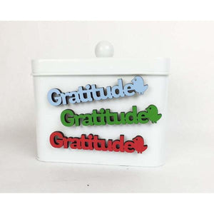Gratitude-Tiny Word Magnet