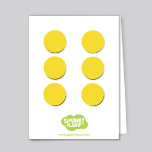 Painted Dot Magnets, Small