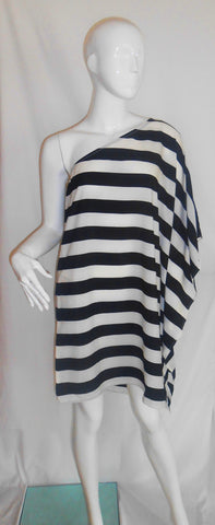 Santa Cruz Mini                                        Black & White Stripe