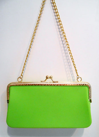 Bright Clutch Lime
