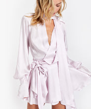 Load image into Gallery viewer, Acler Doheny Dress ~ Blush