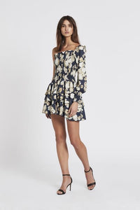 Sir The Label Bellagio One Shoulder Dress