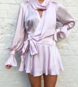 Acler Doheny Dress ~ Blush