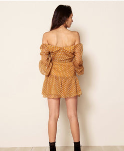 The East Order Blaire Mini Dress