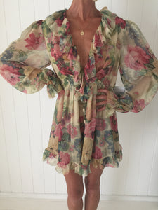 Zimmermann Melody Floating Playsuit