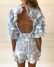 Load image into Gallery viewer, Thurley Gia Ruffle Playsuit