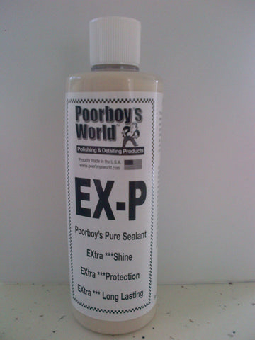 Poorboys World EXP Sealant