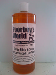 Poorboys World Super Slick and Suds